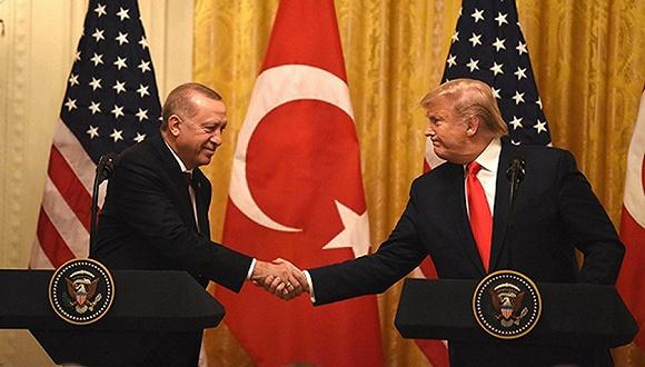 美国又想制裁土耳其 土耳其:当心你们的军事基地