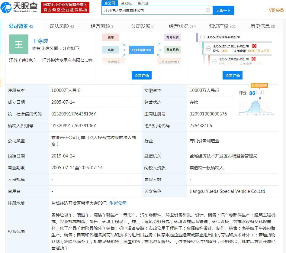 悦达投资:全资子公司购买研发用房产 总金额4725 万元