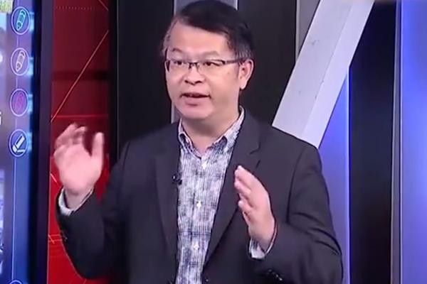"""台湾""""榨菜哥""""吹捧大陆卫星、核电站,网友:统一就能有!"""
