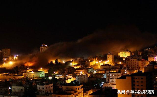 反击开始!中东三国数千枚导弹瞄准以色列,美国开始出面调停