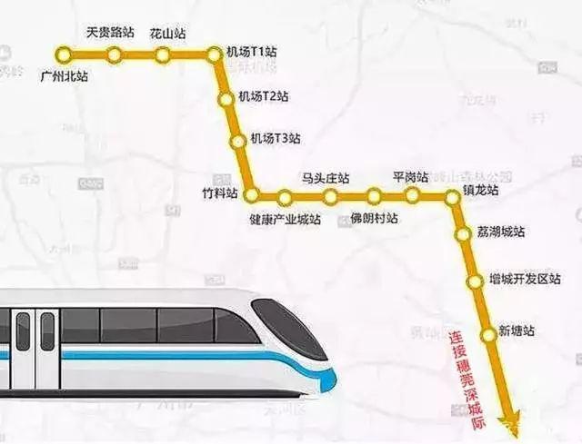 10分钟到东莞,40分钟可达深圳机场!穗莞深城际铁路开通在即!