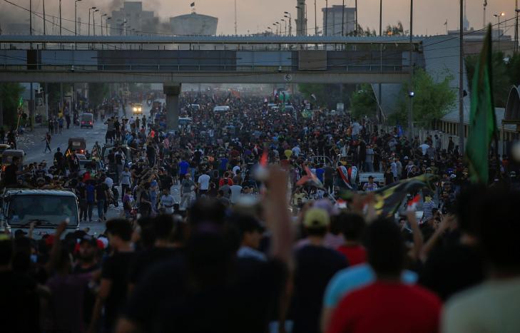 伊拉克的外来人口_伊拉克战争