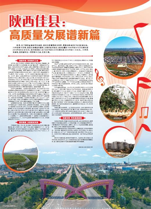 陕西佳县:高质量发展谱新篇