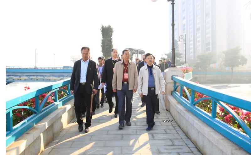 开平市人大常委会开展视察活动,加快重点项目和民生实事进程