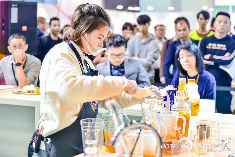 来看这个吃货天堂!第五届广州国际酒店用品及餐饮博览会琶洲开展
