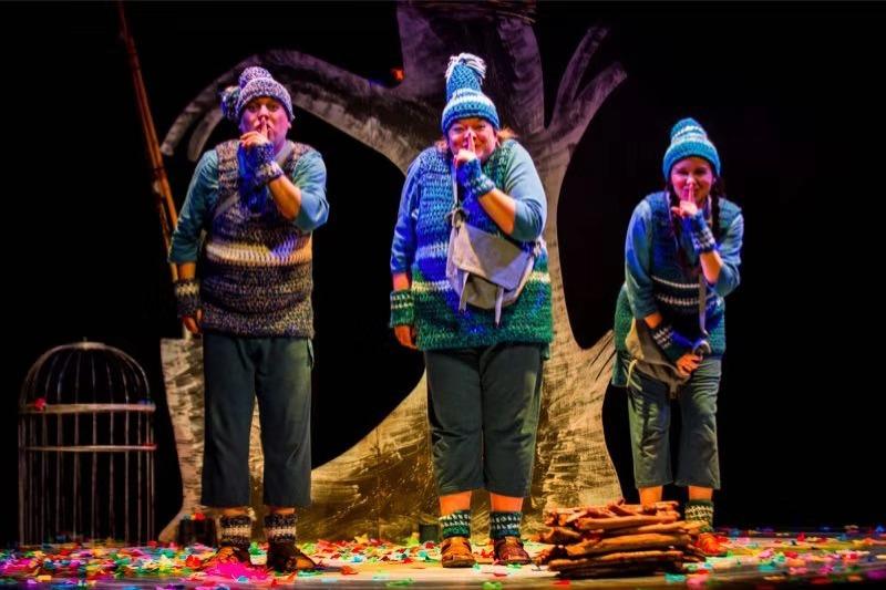 """献给""""星星的孩子""""的特殊礼物,北爱尔兰儿童剧《嘘!我们有个计划》在沪开演"""