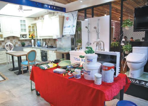 朝鲜李恪 寻找家居标杆丨天盛装饰 自我革新适应市场变化需求