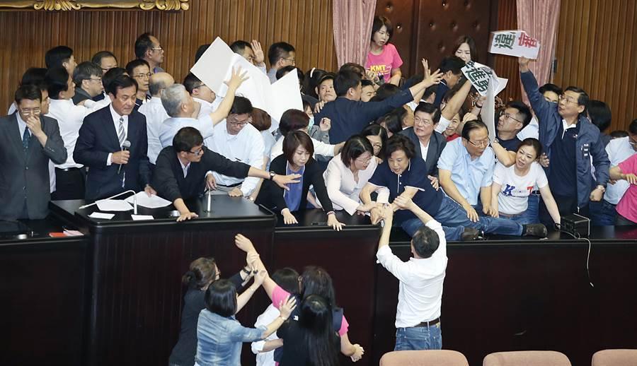 新党、统促党被限期完成法人登记 否则将遭台当局废止备案