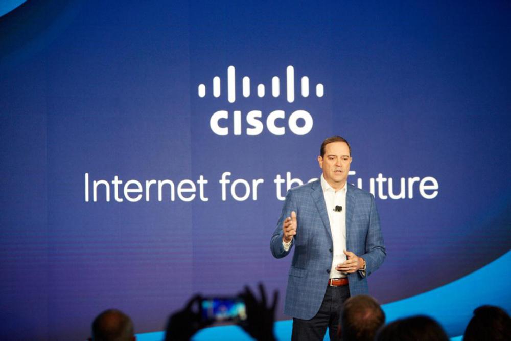 """思科端到端网络产品全面升级 希望为5G时代""""打造新网络"""""""