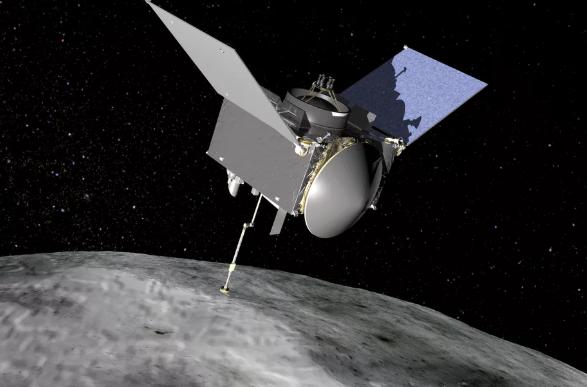 NASA最终选择Nightingale陨石坑作为小行星Bennu的采样点