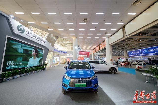周末去湖南国际会展中心感受智慧交通高科技时尚盛宴