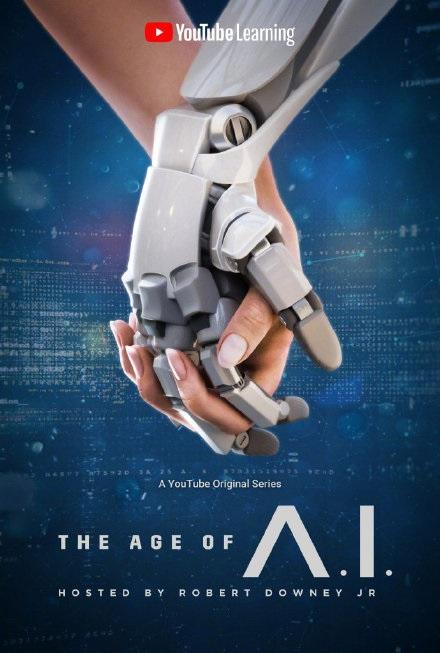 """""""钢铁侠""""小罗伯特·唐尼联合油管推AI题材剧《The Age of A.I.》"""