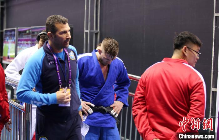 日本选手领先2019世界柔道大师赛金牌榜