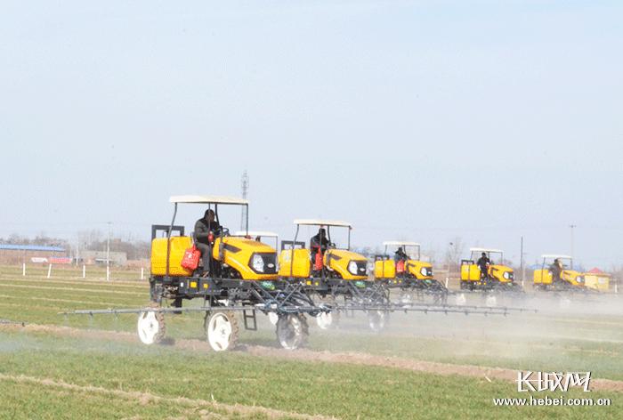 河北7个园区通过国家农业科技园区验收