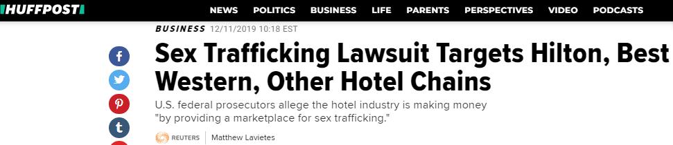 它们是性剥削的温床?