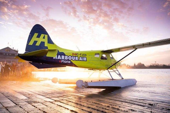 全球首架全电动飞机首飞成功,但电动航班还不会这么快到来