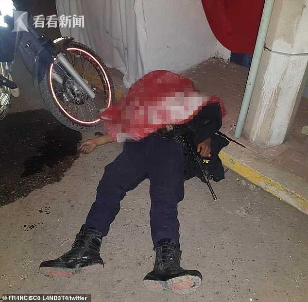 贩毒集团袭击警察局打死3名警察打伤2人绑走4人 攻击前嚣张录视频
