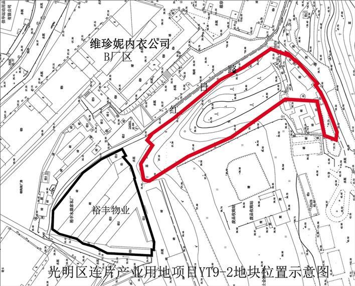 玉塘街道办事处关于光明区连片产业用地项目区域内坟墓迁出的公告
