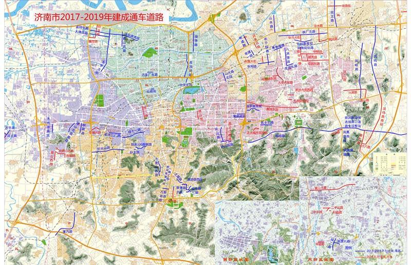 1年完成37条 济南市打通城市瓶颈 治堵更疏堵