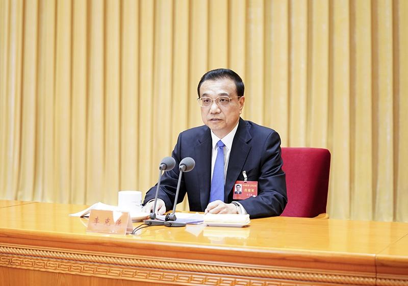 李克强出席中央经济工作会议并讲话