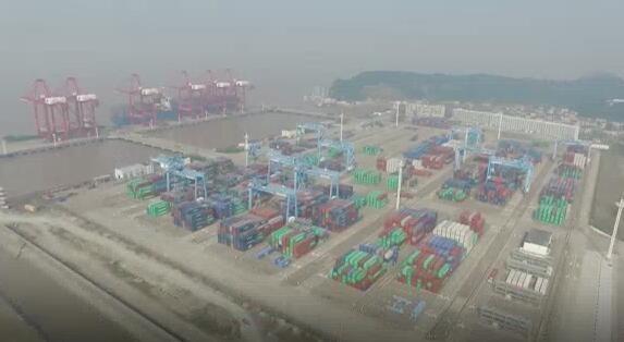 11月浙江外贸进出口2679亿元 单月进口规模创历史新高