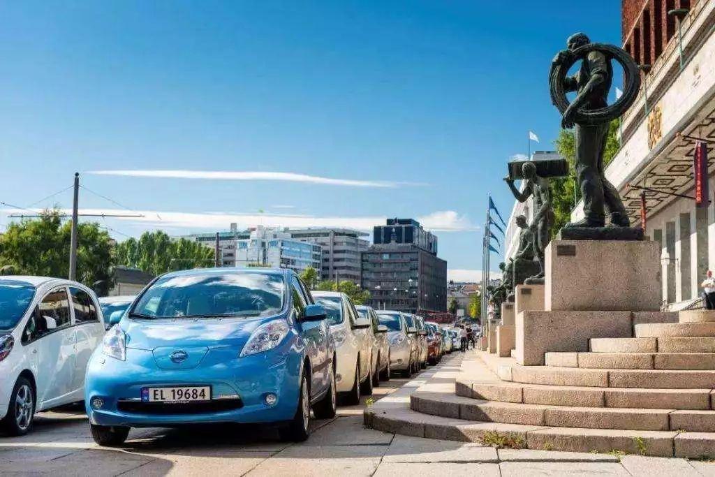 保有量全球第一!曾经的石油大国,是怎样变成电动汽车天堂的?