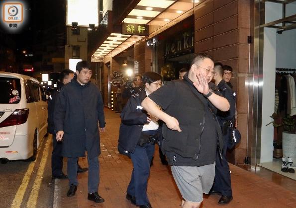 两韩国人在香港狂买14块名表欲离
