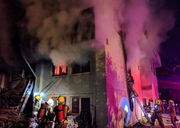 佛堂遭纵火酿7死2伤 21岁男子犯案后报警自首