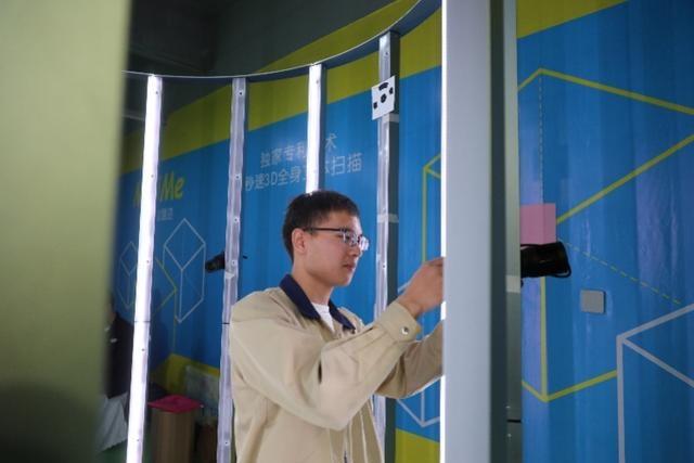 羡慕明星有蜡像?深圳3D科创实验基地扫描一秒打印出逼真人像