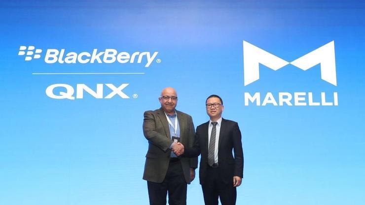 凭借QNX系统,黑莓能否成功打开中国汽车市场?