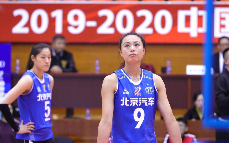 北京女排遭遇两连败,半决赛将对阵天津队