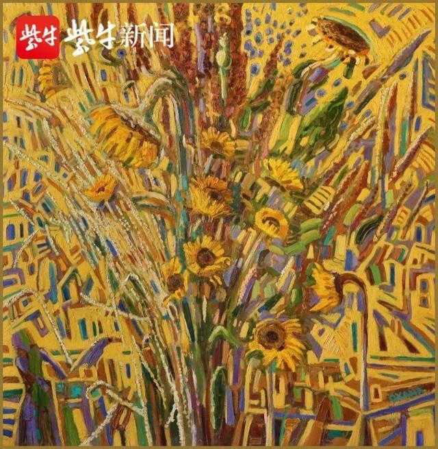 10位重磅艺术家展示交融的视界,乌克兰当代艺术展在苏州金鸡湖美术馆开幕