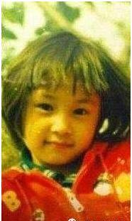 """王子文儿时虽是短发却不""""假小子"""",更被马景涛前妻的童年照美哭"""