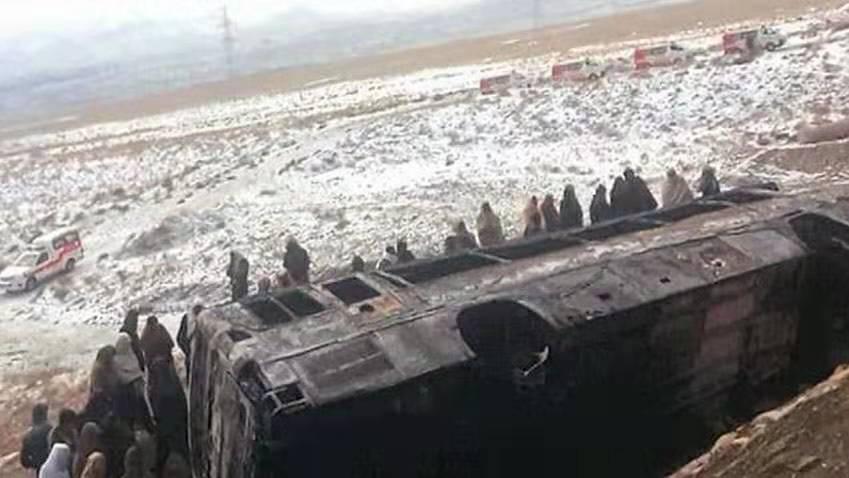 巴基斯坦一卡车发作车祸 形成至多14人出生