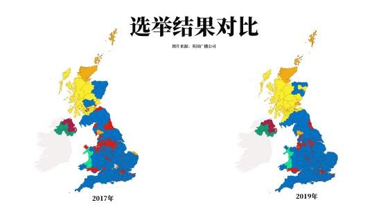 """英国大选保守党大胜,但脱欧与"""""""
