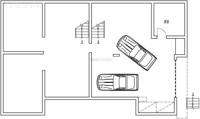△地下室平面图
