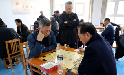庆元旦,迎新春——东营、垦利举行象棋比赛