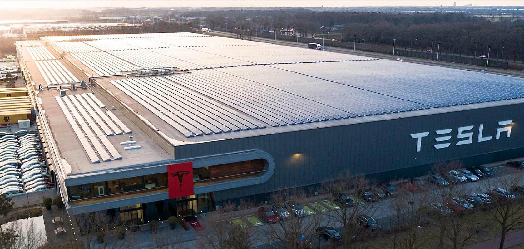 特斯拉欧洲工厂最早2020年1月份开工建设 优先生产Model Y