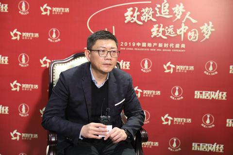 冯劲义:三盛将充分利用上市平台完成双千亿战略