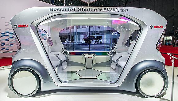 如何让电动汽车变得更有价值?博世正在做出新尝试