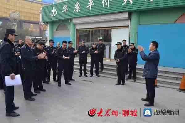 高唐县综合行政执法局:现场观摩找差距 考核评比促提升