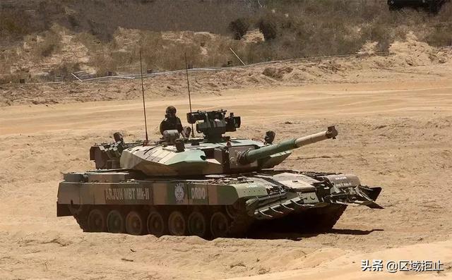 印度35年研发出的坦克 陆军拒绝装备:连拖拉机都跑不过