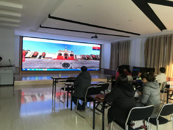 置身伟大历程辉煌成就网上展馆 感悟新中国70年伟大历程