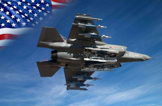 未来2400架全球最强战机成美国空军制霸空权王牌