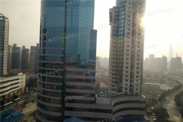 2019年11月上海市洋泾商圈写字楼市场租赁情况