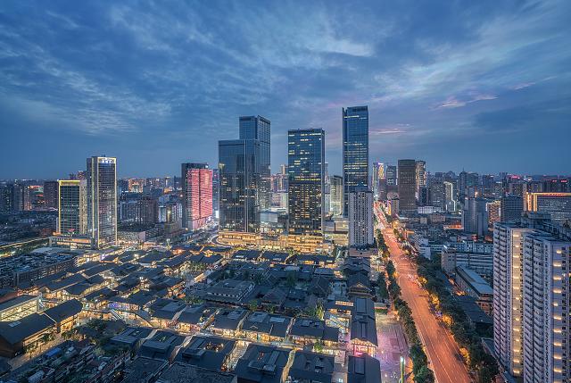 """加快建设国际消费中心城市 成都将打造""""八大消费场景"""""""