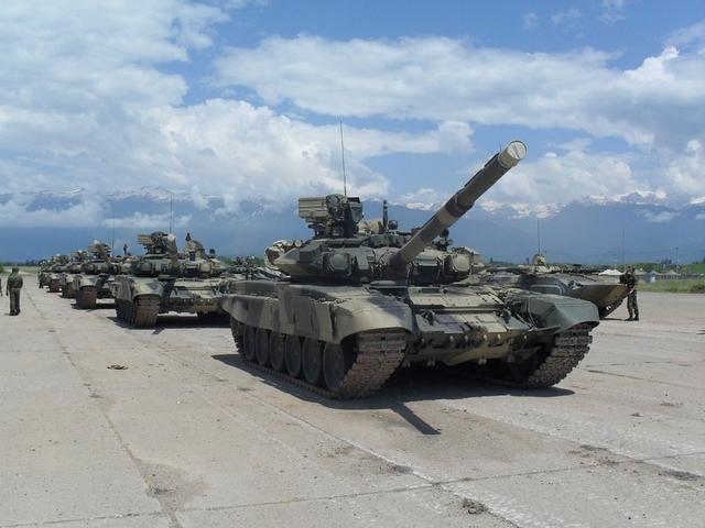 谁拖了后腿?打格鲁吉亚的教训,俄军用7年将武器现代化率提升52%