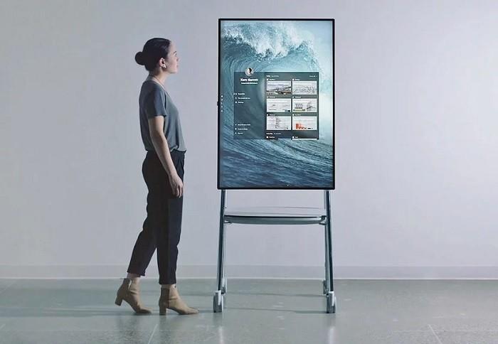 预装Windows 10X!Surface Hub 2X或这样面世