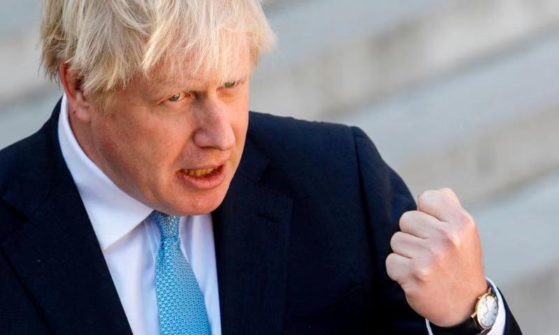 约翰逊为议会引入新人加速脱欧 科尔宾:手段低级