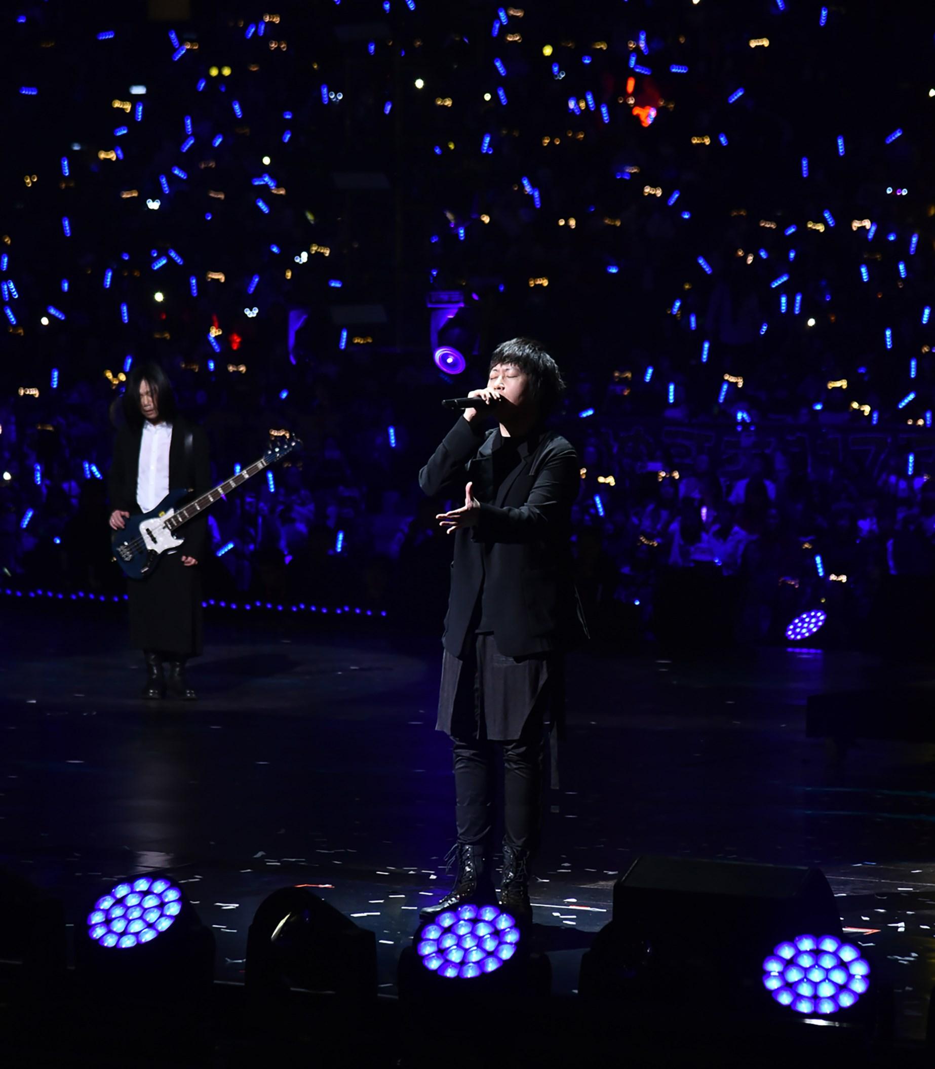 五月天、鼓鼓、白安受邀参加华语乐坛顶级盛事咪咕汇